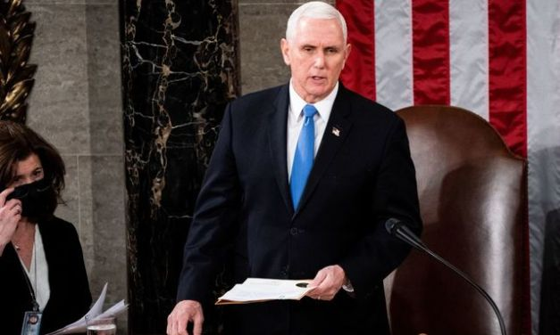 Mike Pence finally speaks out on the Jan. 6 Capitol riots – And defends the insurrectionists
