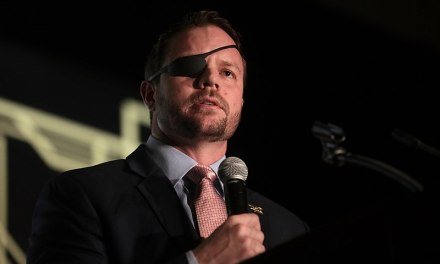 Dan Crenshaw lies about voting rights and gets trounced for it on Twitter