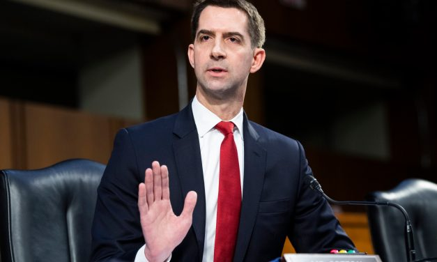 Tom Cotton gets hit with a massive backlash for saying the US needs to put MORE people in prison
