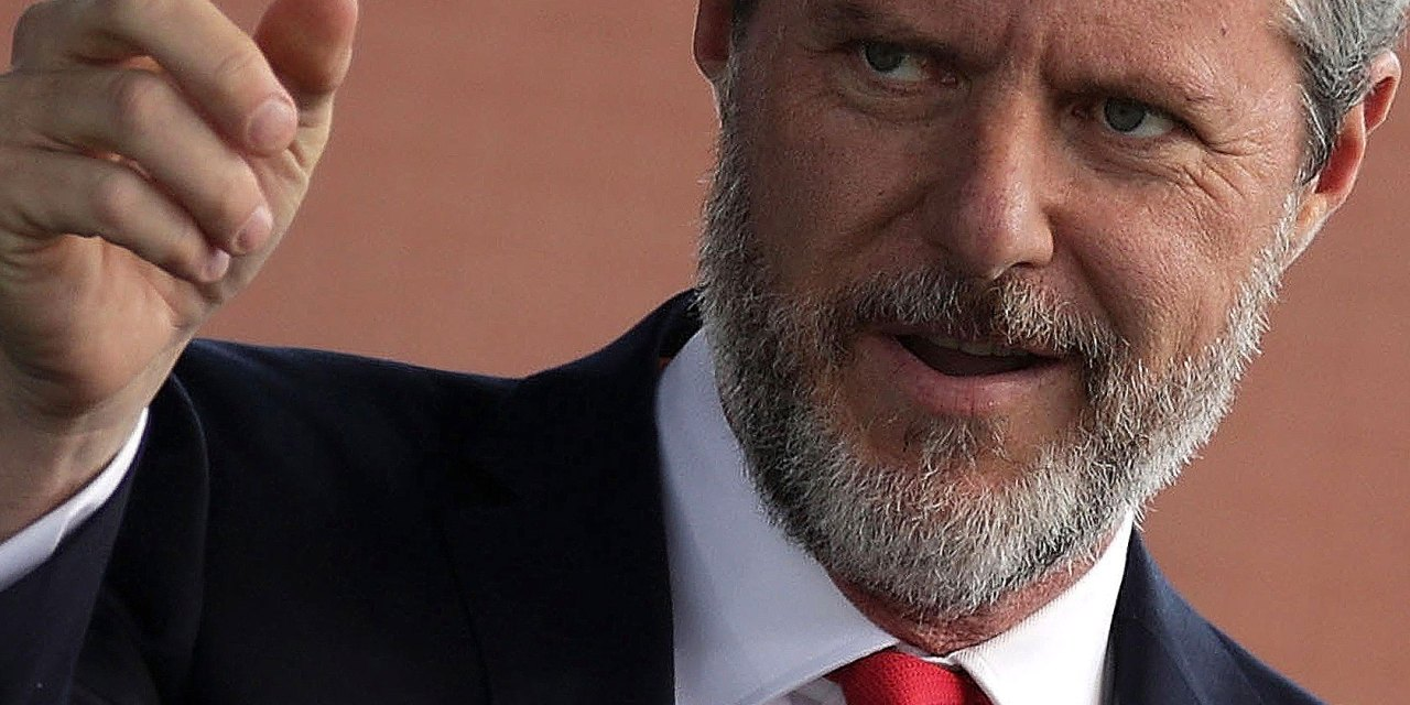 Liberty University suing scandal-ridden Jerry Falwell Jr. for $40 million in damages