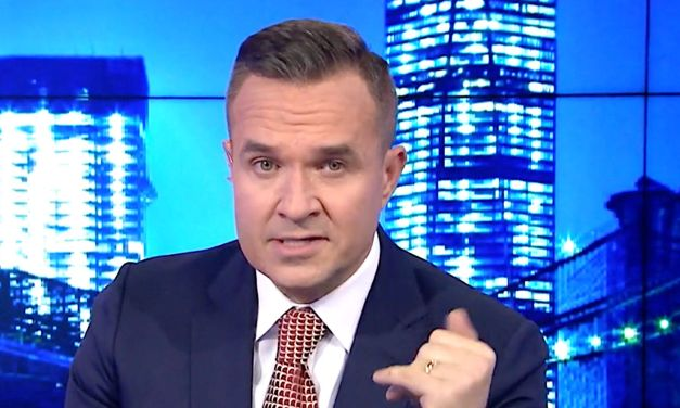 Newsmax host Greg Kelly gets humiliated for claiming smoking weed led to a four-day blackout