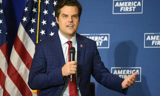 Gaetz says Americans have an 'obligation' to use violence against social media companies