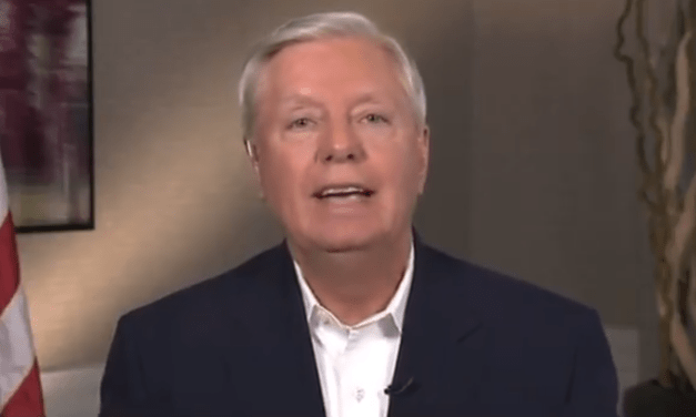 Lindsey Graham says he's donating $75K to the Georgia GOP for passing their voter suppression bill