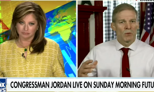 Paranoid Jim Jordan whines that the 'left' controls everything in the United States