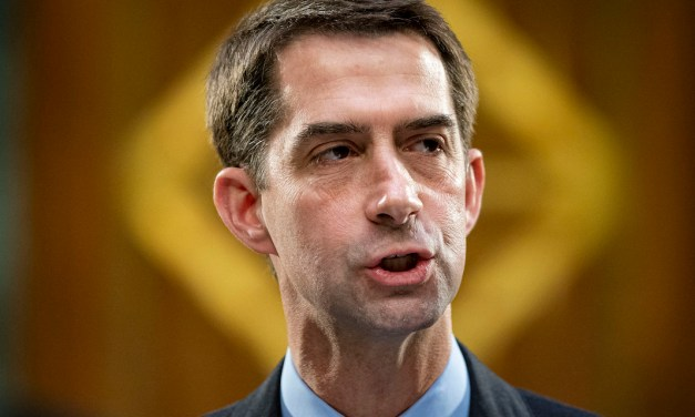 Tom Cotton says he's afraid China will harvest the DNA of US Olympians to create super soldiers