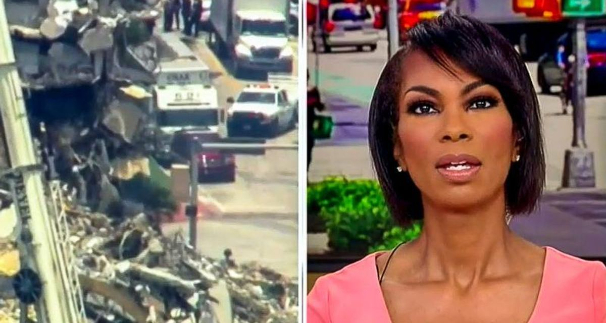 Fox News host declares the collapse of Florida condo is part of 'God's plan'