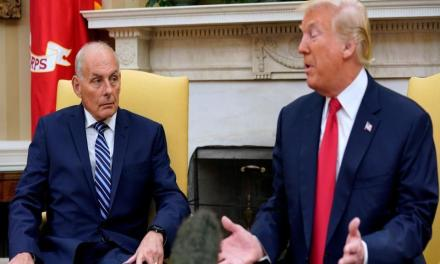 New book: Trump told Chief Of Staff John Kelly that Adolf Hitler 'did a lot of good things'