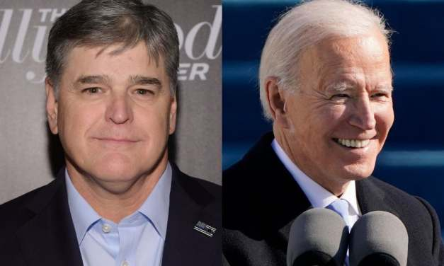 Hannity's rhetorical question about Biden comes back to bite him and his buddy Trump