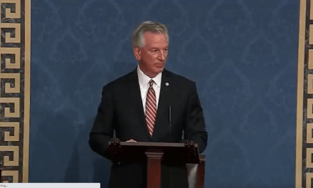 GOP senator attempts to brand Democrats as anti-cop and it backfires on him