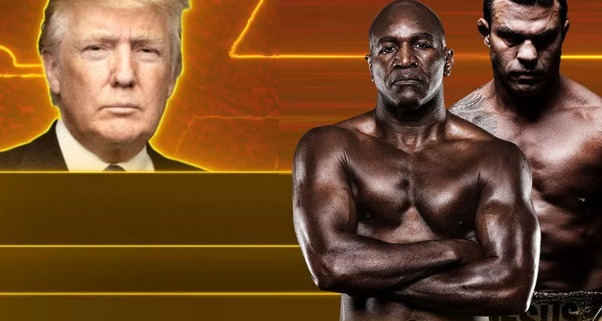 Cash-strapped Trump is charging his fans $50 to hear him describe a boxing match on 9/11