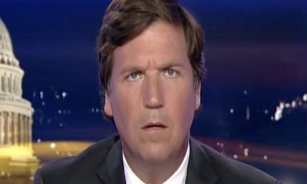 Fox News accidentally condemns Tucker Carlson with hilarious on-screen graphic