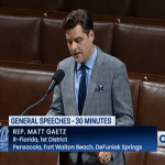 As prosecutors close in on him, Matt Gaetz claims 'I think someone may be trying to kill me'