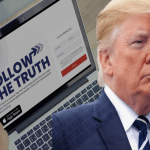 Trump's new social media site appears to be based on computer code he stole