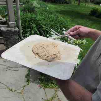 Natural lime mortar, stucco and plaster