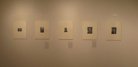 Barry Moser's portraits on display at the Lancaster Museum of Art