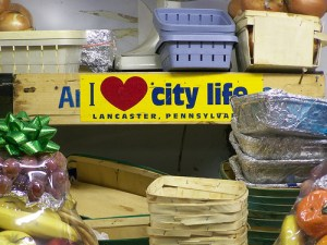 I heart city life - Lancaster, Pennsylvania