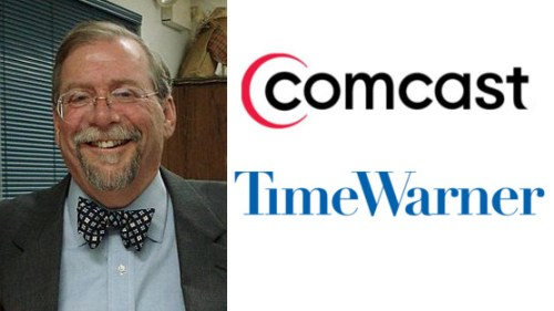 Mayor Rick Gray Supports a Merger of Comcast and Time Warner