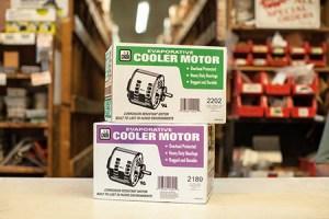 cooler motors