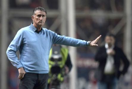 O técnico argentino Edgardo Bauza é conhecido em seu país como Patón