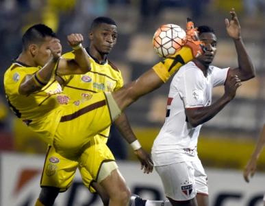 Trujillianos x São Paulo