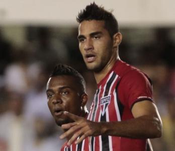 Campeonato Paulista - Santos x Sao Paulo (foto:Miguel Schincariol/LANCE!Press)