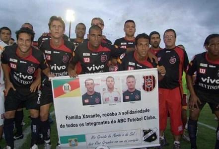 The game of the debut in Gauchão 2009 - Brazil de Pelotas