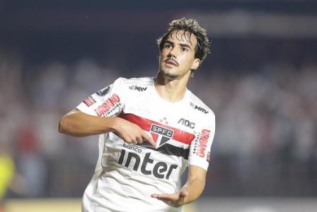 Igor Gomes - São Paulo x LDU
