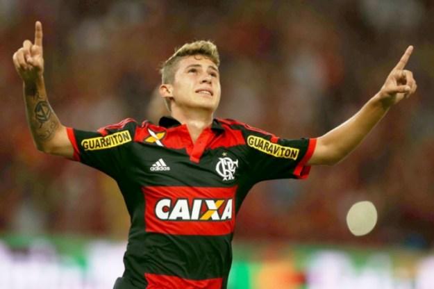 Resultado de imagem para Matheus Sávio, do Flamengo