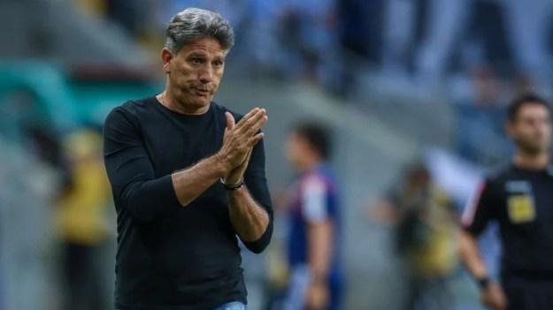 Grêmio x São Paulo - Renato Gaúcho
