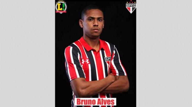Atuações - São Paulo - Bruno Alves