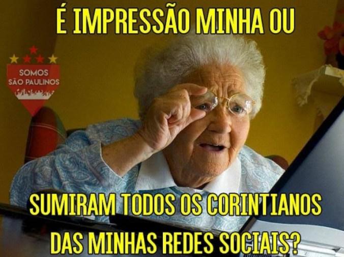Brasileirão: os memes de São Paulo 1 x 0 Corinthians