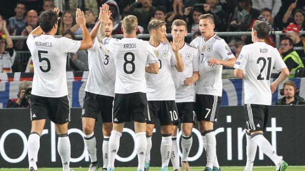 Resultado de imagem para Seleção da Alemã 2018