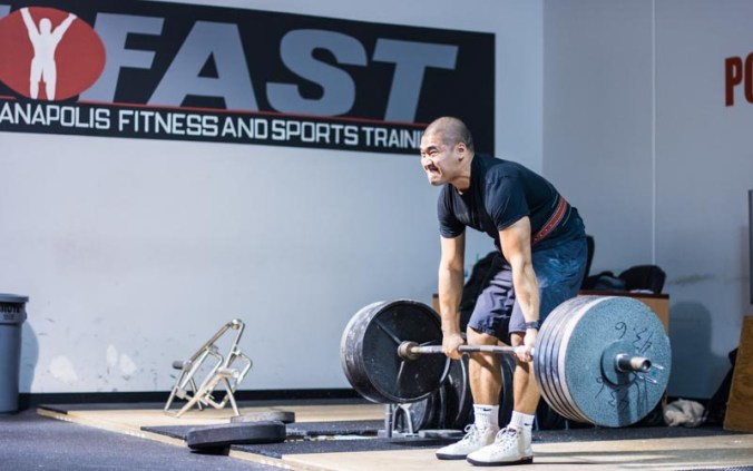 Deadlifts require extension