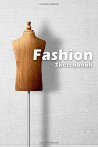 50+ Figure Template Fashion Sketchbook: Easily create your fashion illustrations