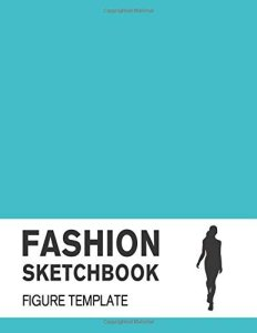 200+ Fashion Sketchbook with Female Figure Template