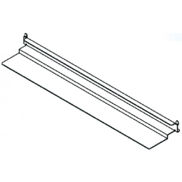Stainless steel bottom support combination pan slides (1