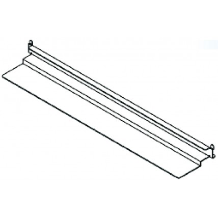Stainless steel bottom support combination pan slides (4