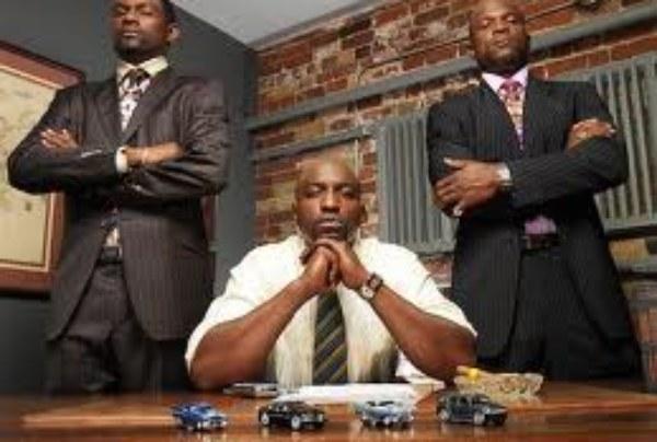 The Gantt Report – Men Aren't Easy