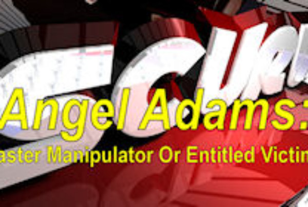 The LanceScurv Talk Show – (After Show Thoughts) 15 Kids? Is Angel Adams A Master Manipulator Of The System Or An Entitled Victim Of Society?