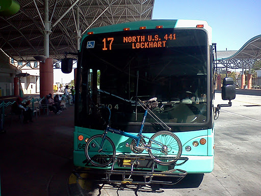 Lynx 17 Bus Route In Orlando Florida To Apopka