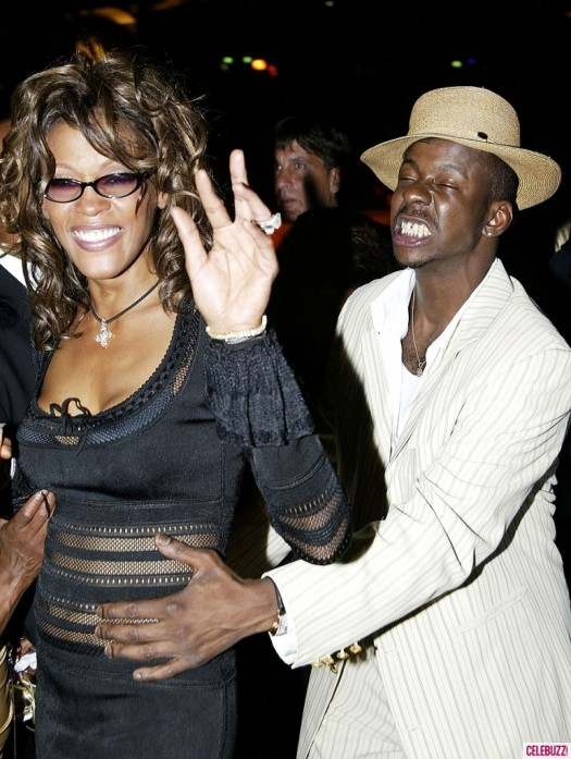 Whitney Houston & Bobby Brown