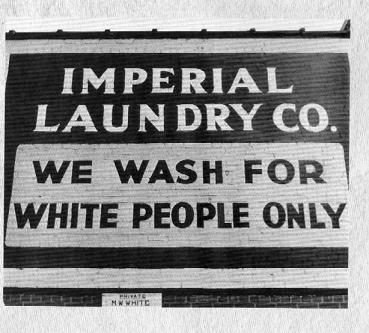 White People Only