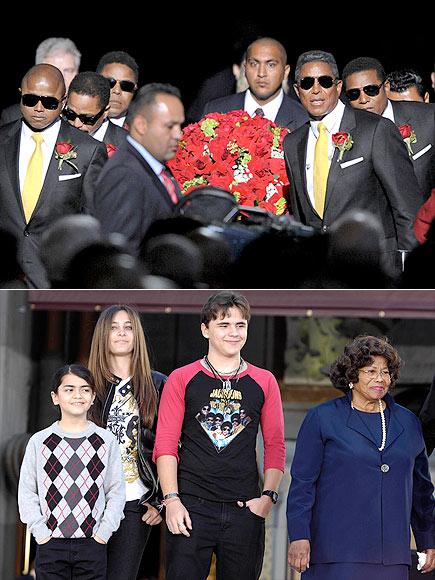 Michael Jackson's Children