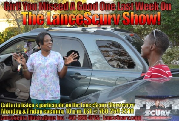 The LanceScurv All Night Off The Chain After Party # 19