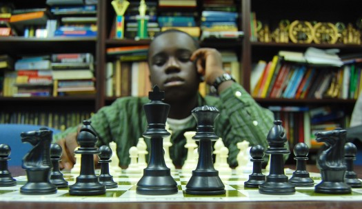 Chess Master Justus Williams