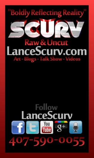 LanceScurv Business Card