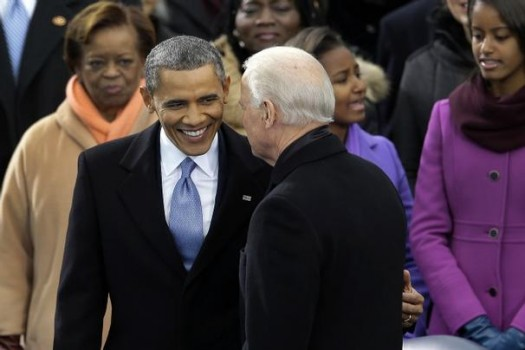 Biden & Barack