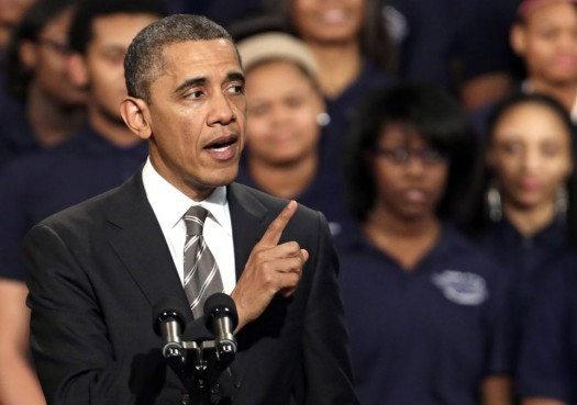 President Obama Speaks On Gun Violence In Chicago