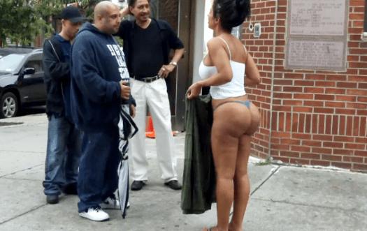 big-booty-woman-street-fight