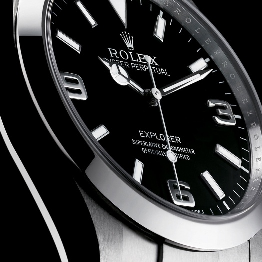 Rolex Explorer Superlative Chronometer